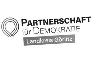 Logo Partnerschaft für Demokratie Landkreis Görlitz