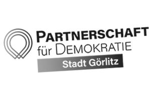 Logo Partnerschaft für Demokratie Stadt Görlitz
