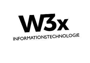 Logo W3x.de