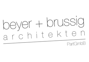 Logo Architekturbüro Lisa Beyer + Marko Brussig